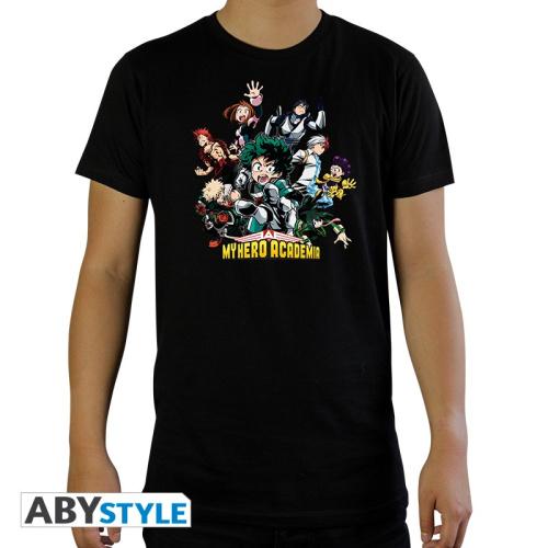 My Hero Academia - Heroes - T-Shirt