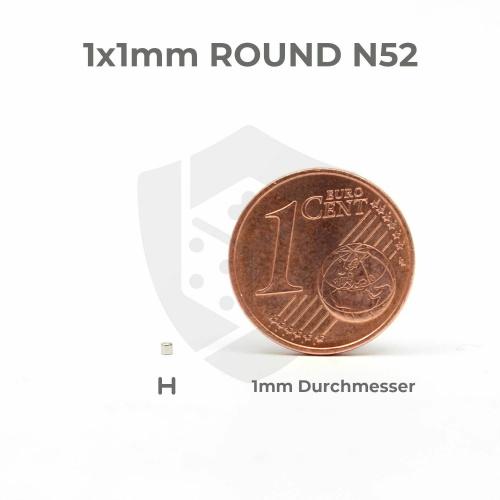 Miniature Aid Unseen Force Neodym-Magnet-Set