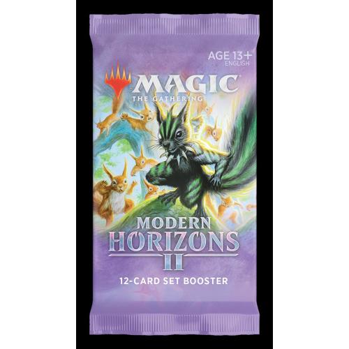 Magic the Gathering - Modern Horizon 2 - Set-Booster...