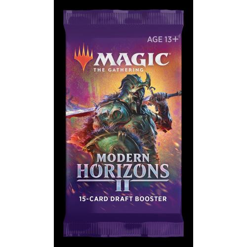 Magic the Gathering - Modern Horizon 2 - Draft-Booster...