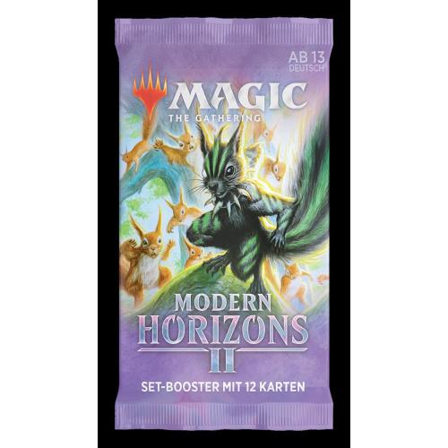 Magic the Gathering - Modern Horizon 2 - Set-Booster Deutsch