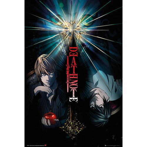 Poster - Fach 4: Death Note Poster Duo