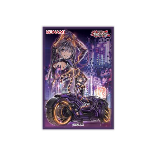 Yu-Gi-Oh! I:P Masquerena Card Sleeves (50 Sleeves)