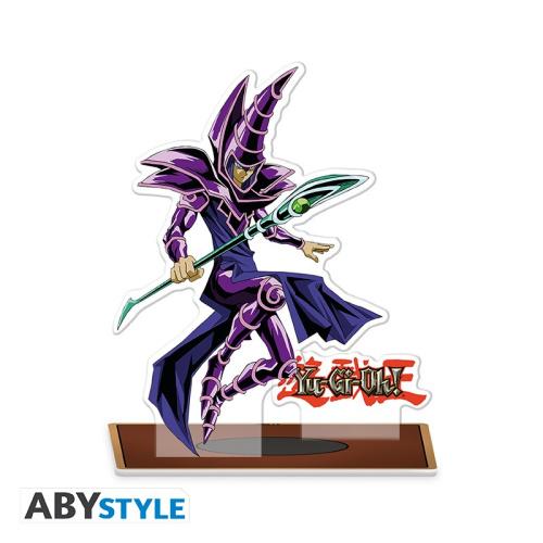 Yu-Gi-Oh! Dark Magician Acryl Figur