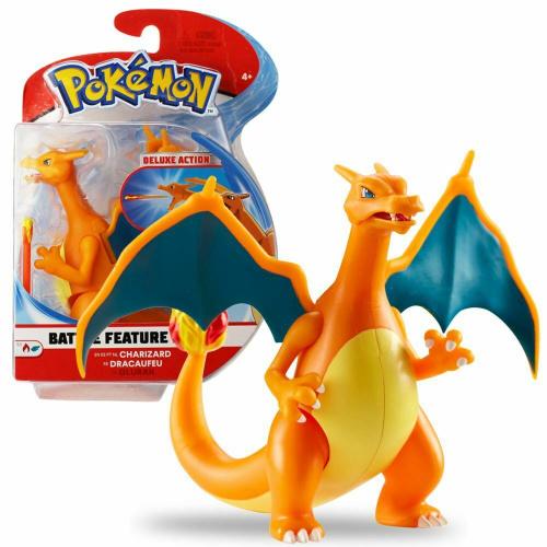 Pokémon Battle Feature Actionfiguren 11 cm Wave 7...