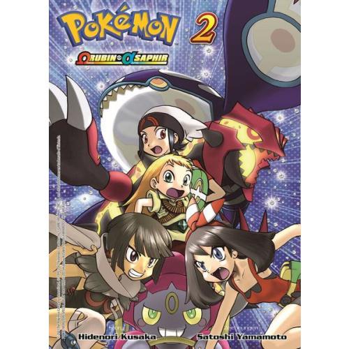 Pokémon Omega Rubin und Alpha Saphir - Bd. 2