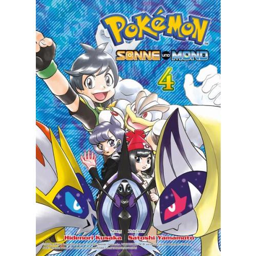 Pokémon - Sonne und Mond - Bd. 4