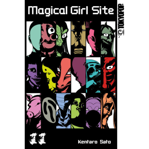 Magical Girl Site 11