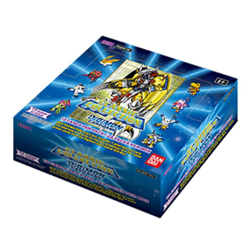 Digimon Card Game - Classic Collection EX-01 Display