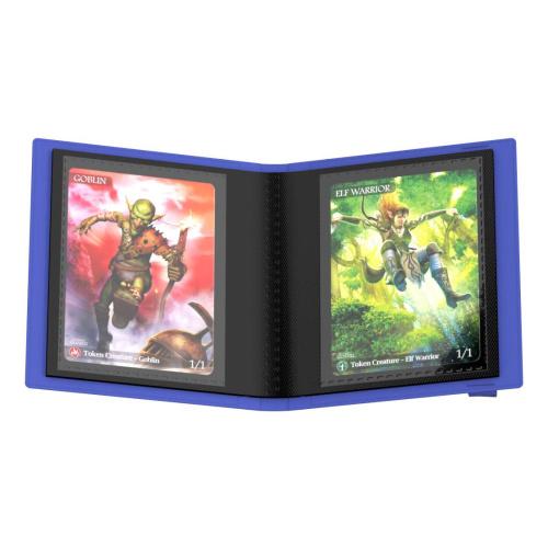 Ultimate Guard Flexxfolio 20 - 2-Pocket - Blau