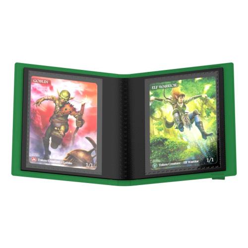 Ultimate Guard Flexxfolio 20 - 2-Pocket - Grün