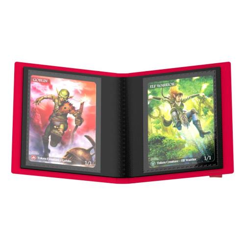 Ultimate Guard Flexxfolio 20 - 2-Pocket - Rot