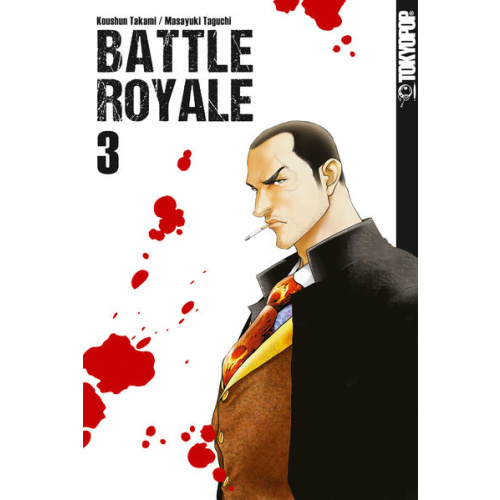 Battle Royale Sammelband 03