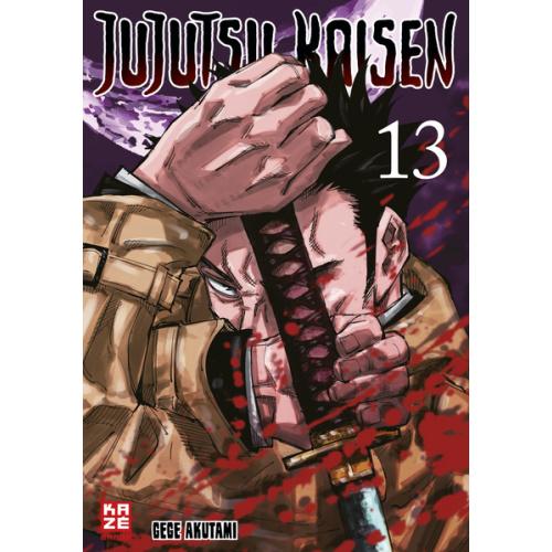 Jujutsu Kaisen – Band 13