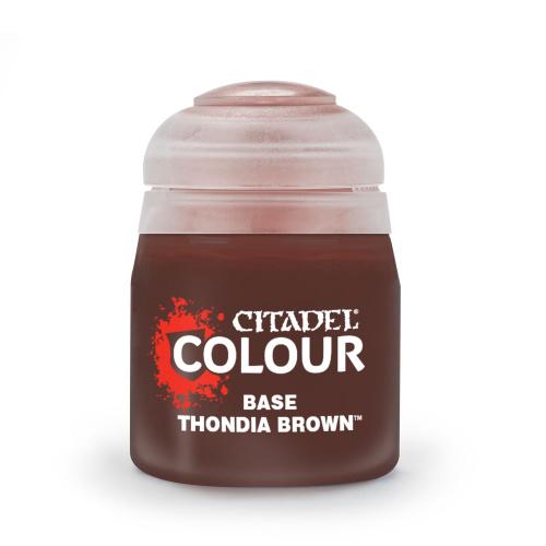 Citadel - Base: Thondia Brown (12ml)