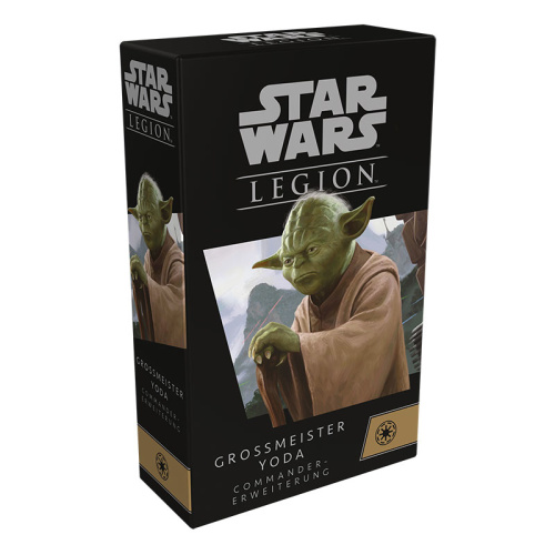 Star Wars: Legion - Großmeister Yoda •...