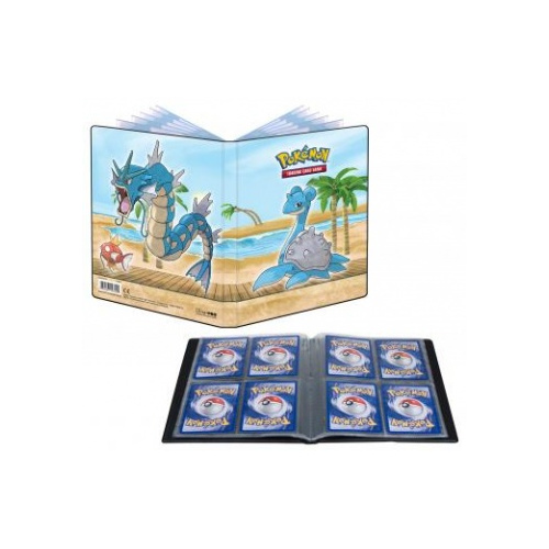 Gallery Series Seaside 4 Pocket Portfolio for Pokémon