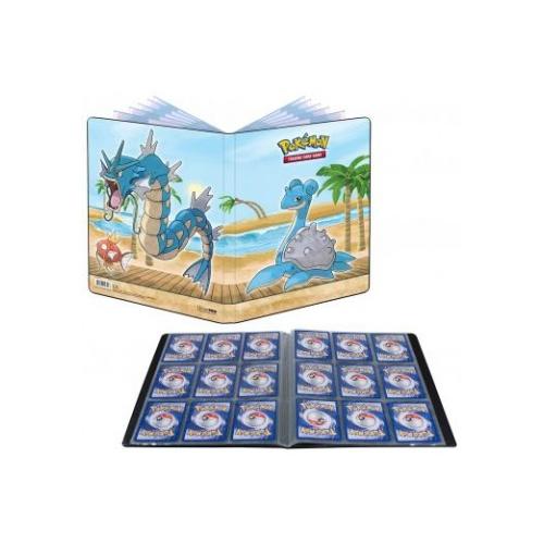 Gallery Series Seaside 9-Pocket Portfolio for Pokémon