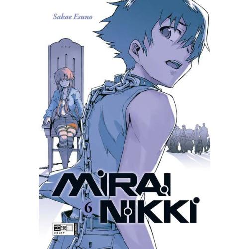 Mirai Nikki 06