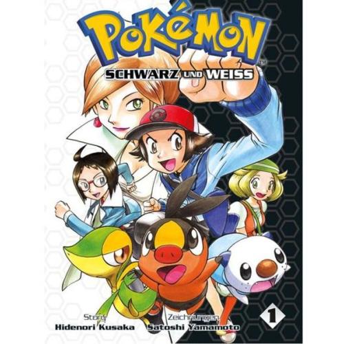Pokémon Schwarz und Weiss - Bd. 1