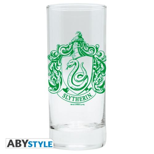 """HARRY POTTER - Glass """"Slytherin"""""""