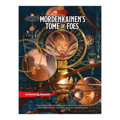 D&D Mordenkainens Tome of Foes englisch