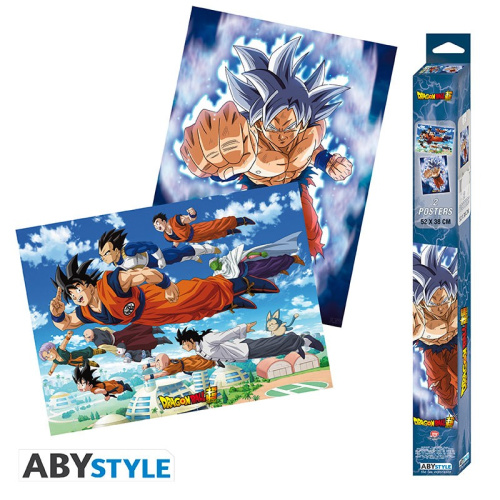 Dragon Ball Z - Goku & Friends Posterset - 2 Poster