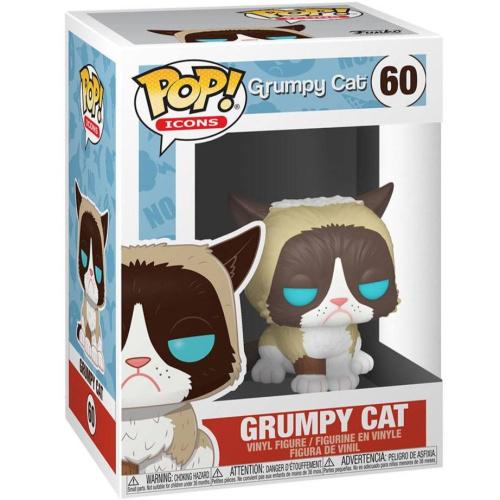 Grumpy Cat (60) Funko Pop