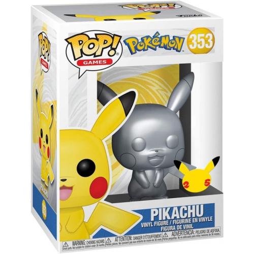 Pokémon Pikachu (353) Funko Pop