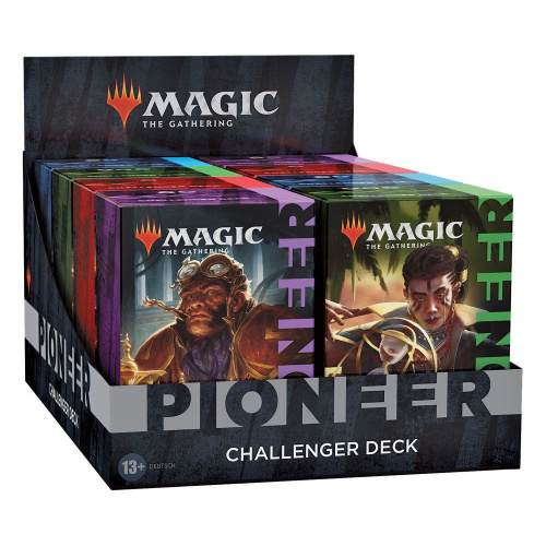 Magic the Gathering Pioneer Challenger Deck 2021