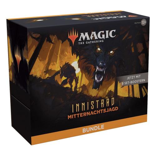 Magic the Gathering - Innistrad: Mitternachtsjagd Bundle