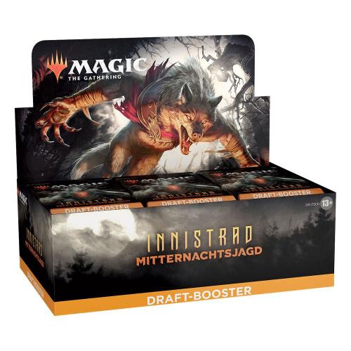Magic the Gathering - Innistrad: Mitternachtsjagd Draft...