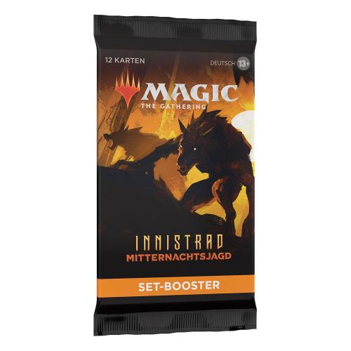 Magic the Gathering - Innistrad: Mitternachtsjagd Set...