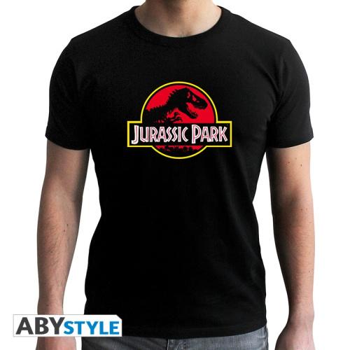 Jurassic Park - Logo - T-Shirt