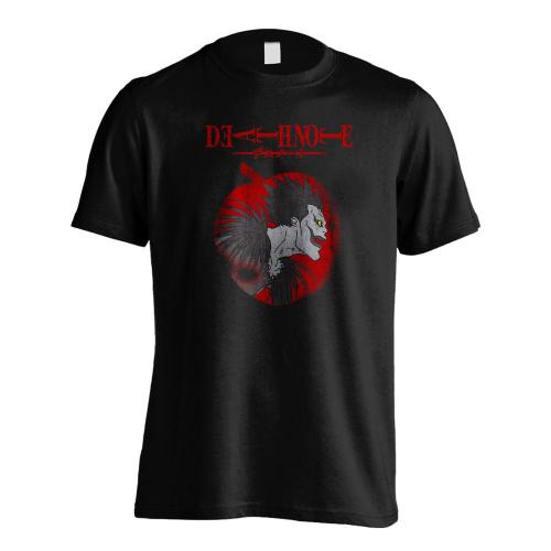 Death Note - Ryuk Applei - T-Shirt