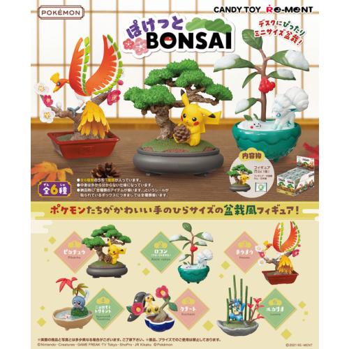 Pokémon - Pocket Bonsai Collection Blindbox