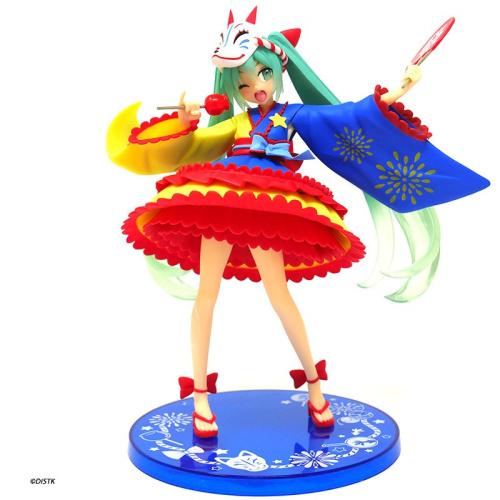 Hatsune Miku Season 2 Summer Wars Figur