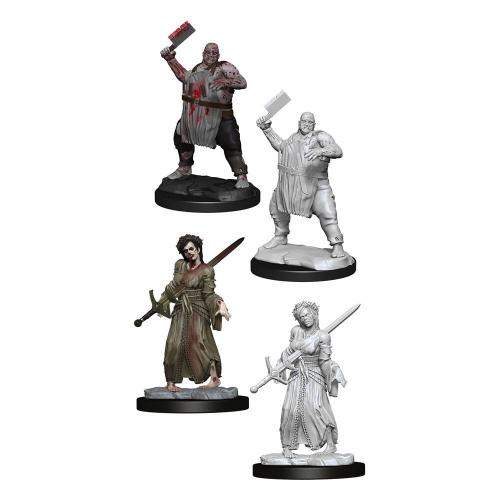 D&D Magic Miniatures Ghoules
