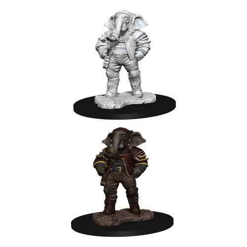 D&D Magic Miniatures Quintorius, Field Historian