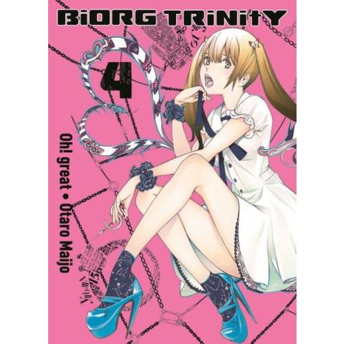 Biorg Trinity - Bd. 4
