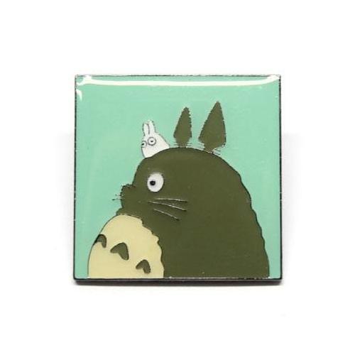 Mein Nachbar Totoro Ansteck-Button Big & Small Totoro