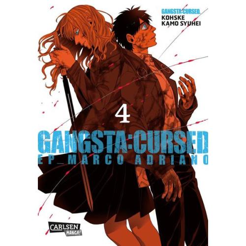 Gangsta:Cursed. - EP_Marco Adriano 4