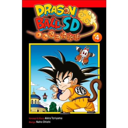 Dragon Ball SD 4