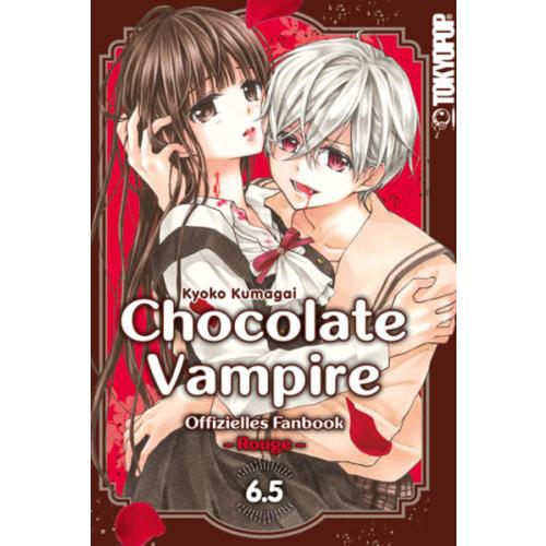 Chocolate Vampire 6.5