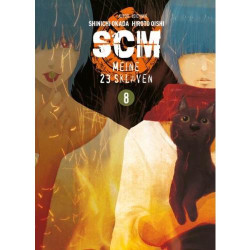 SCM - Meine 23 Sklaven - Bd. 8