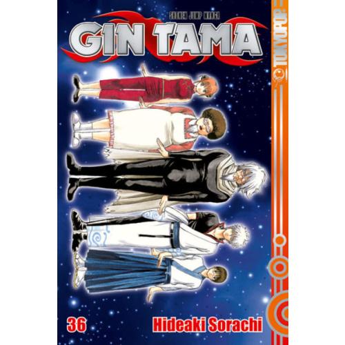Gin Tama 36