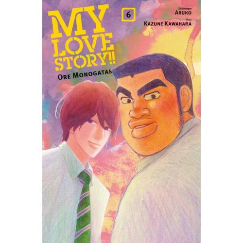 My Love Story!! - Ore Monogatari - Bd. 6