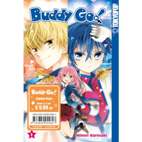 Buddy Go! Starter Pack