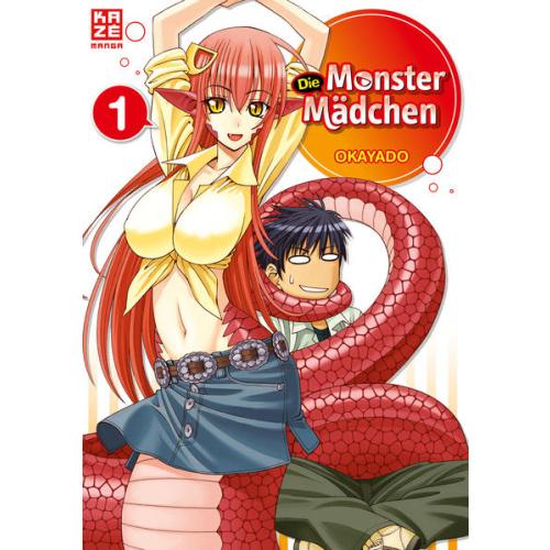 Die Monster Mädchen 01
