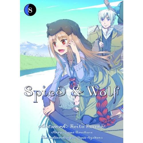 Spice & Wolf - Bd. 8